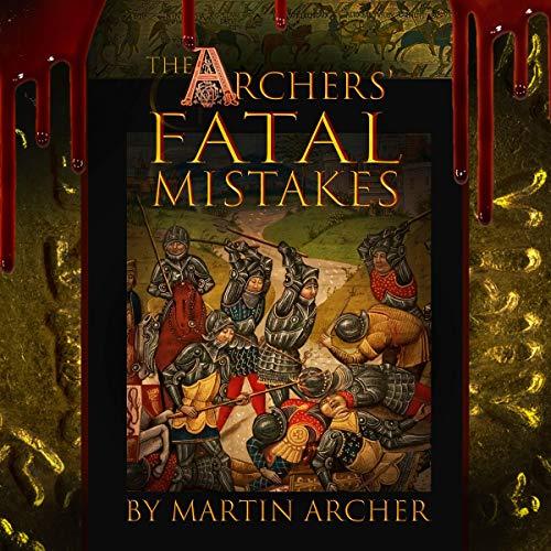 Couverture de Fatal Mistakes (Medieval England Historical Fiction)