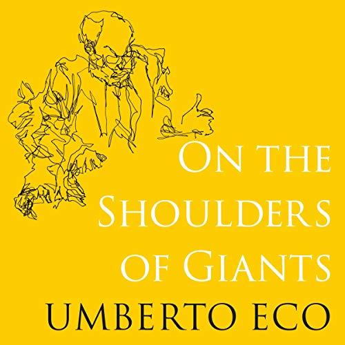 Page de couverture de On the Shoulders of Giants