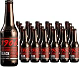 1906 Black Coupage Cerveza - Pack de 24 botellas x 330 ml - Total: 7.92 L