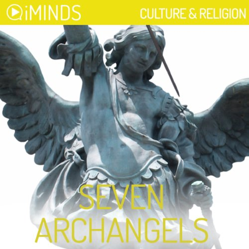 Seven Archangels audiobook cover art