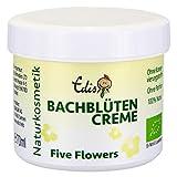 Edis Five Flowers Bio Bachblüten Creme 70ml