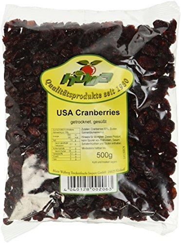 Howa Cranberries Moosbeeren (1 x 500 g)