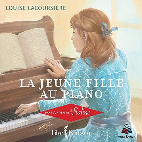 Couverture de La jeune fille au piano