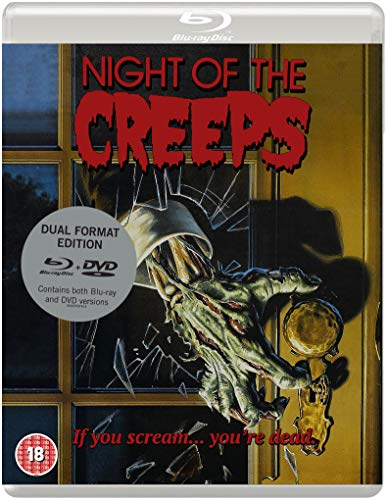 Night of the Creeps (1986) (Eureka Classics) Limited Dual Format (Blu-ray & DVD) edition