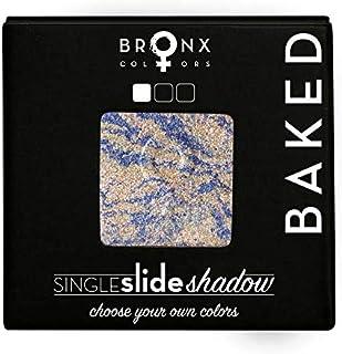 BRONX COLORS Urban Cosmetics SCBS04 Single Slide Baked Shadow Neptune (1 x 2 g)