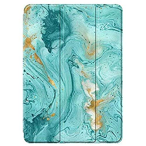 YIU Funda para iPad Pro 12.9 pulgadas 2018 fuerte magnético ultra delgado minimalista Smart Case con auto Sleep/Wake, Trifold Stand Cover para iPad Pro 12.9 pulgadas 3Rd Gen