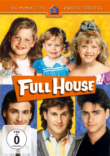 Full House - Staffel 2 [4 DVDs]