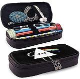 Gsixgoods Estuche Pencil Case Big Capacity High Capacity Pen Pencil Pouch Box Organizer Practical Bag Holder with Zipper - The Dark Side of The Kawaii