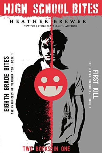 By Brewer, Heather ( Author ) [ High School Bites: Two Books in One By Jul-2012 Paperback