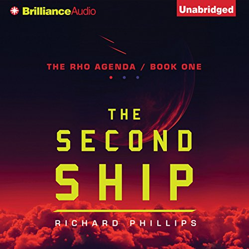 The Second Ship audiobook cover art