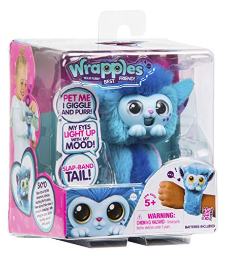 Little Live Pets- Wrapples Skyo (Famosa 700014760