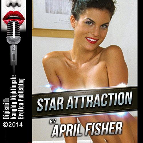 Star Attraction: An Erotic Romance audiobook cover art