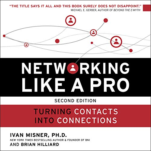 Page de couverture de Networking Like a Pro