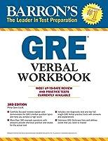 GRE Verbal Workbook (Barron's Test Prep)