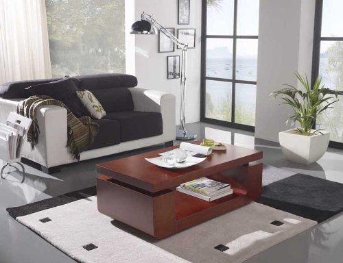 DECORACIÓN BELTRÁN Tables Basses en Bois: modèle Casual (276 Cerisier)