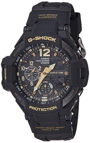 Casio De los hombres Watch G-SHOCK GRAVITYMASTER Reloj GA-1100GB-1A