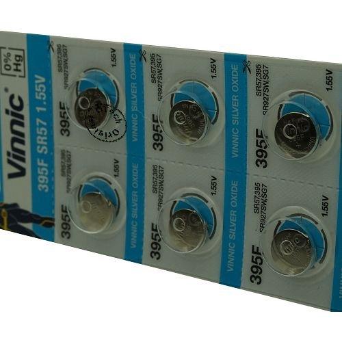 Otech Pack de 10 Piles Vinnic 4898338000764