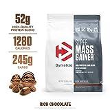 Dymatize Super Mass Gainer Protein Powder, 1280...