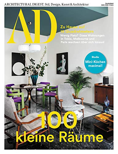 AD Architectural Digest 3/2020