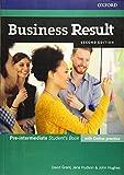 Business result. Pre-intermediate. Student's book-Workbook. Per le Scuole superiori. Con e-book. Con espansione online: Business English you can take to work today