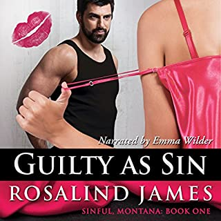 Guilty as Sin cover art