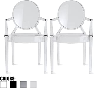 Best louis chair with arms Reviews
