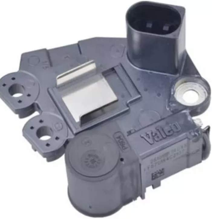 New Alternator Voltage Regulator With Brushes Will Mercedes- High order Fit Max 81% OFF