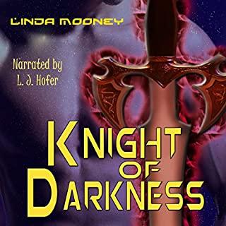 Knight of Darkness audiobook cover art