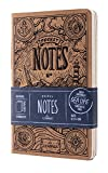 LEABAGS Pocket Notes Deco Edition - Taccuino, 68 pagine, 9 x 14 cm...