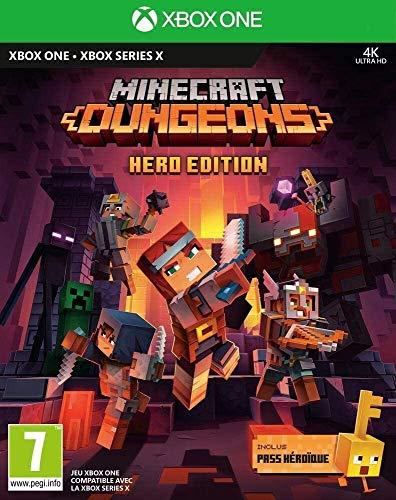 Oferta de Minecraft Dungeons: Hero Edition