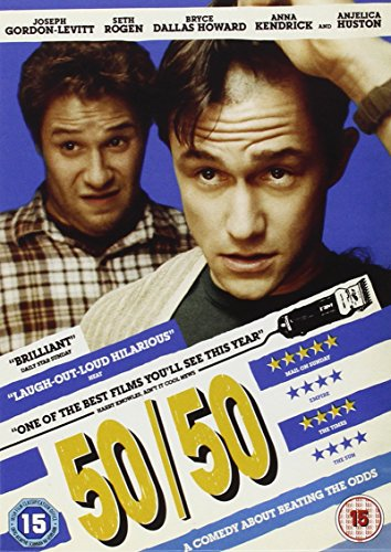 50/50 [Edizione: Regno Unito] [Reino Unido] [DVD]