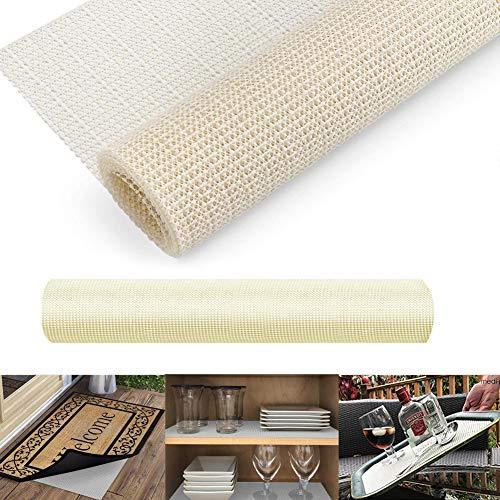 MAIYADUO Rug Anti Slip Non Slip Rug Mat Liner Carpet Gripper Underlay for Hard Floors Rug Gripper...