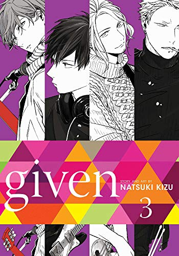Given 3: Volume 3