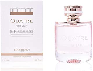 Boucheron Quatre - perfumes for women, 100 ml - EDP Spray