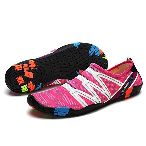 WFQGZ Zapatos Deportivos Unisex, Zapatos de natación, Zapat