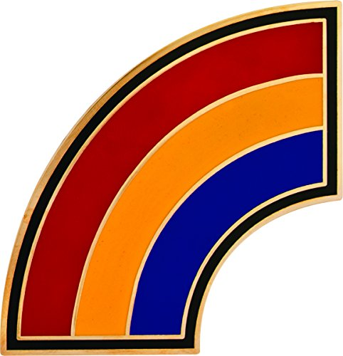 42nd Infantry Division CSIB - Combat Service Identification Badge