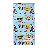 Emoji-2200002790 Toalla Playa y Piscina (Artesania Cerda 2200002790)
