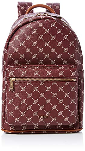 Joop! Damen Cortina Salome Backpack Mvz Rucksack, Braun (Brown), 15x33x23 cm