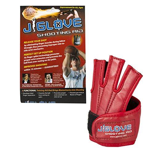 J-Glove Shooting Aid (Left Hand Medium)