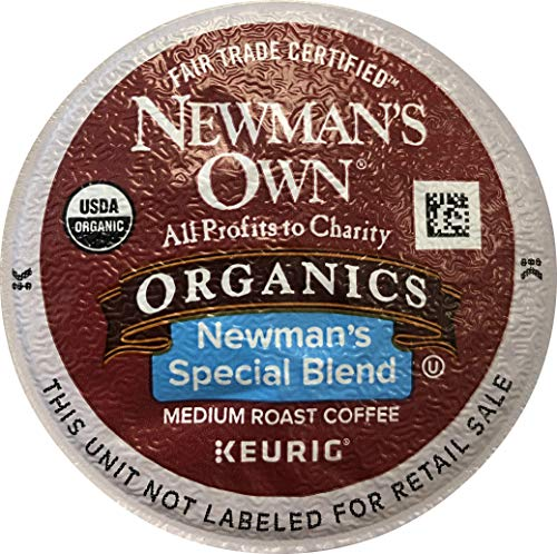 Newman's Own Special Blend Coffee, Medium Roast Coffee K-Cup Portion...