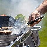 Cuisinart CGS-233BK Grilling Tool Set, 3-Piece, Black