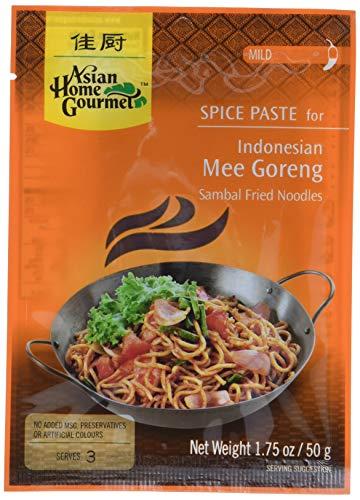 Asian Home Gourmet Würzpaste Bami Goreng, 6er Pack (6 x 50 g)