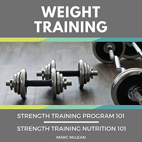 Weight Training: 2 Books Bundle cover art