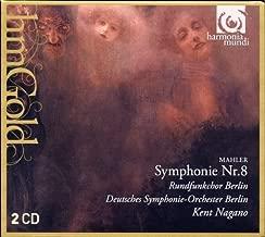 Mahler: Symphony No.8 by Deutsches Symphony Orchestra Berlin, Kent Nagano, Lynne Dawson, Sylvia Greenberg (2011) Audio CD