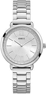 Guess ladies posh Womens Analog Quartz Watch with Stainless Steel bracelet W1231L1