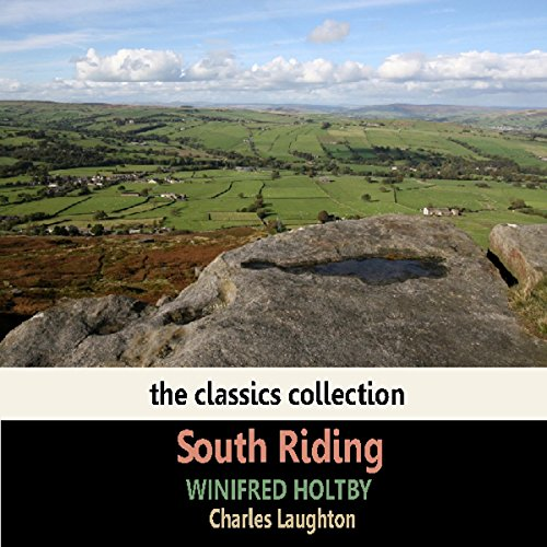 South Riding audiobook cover art