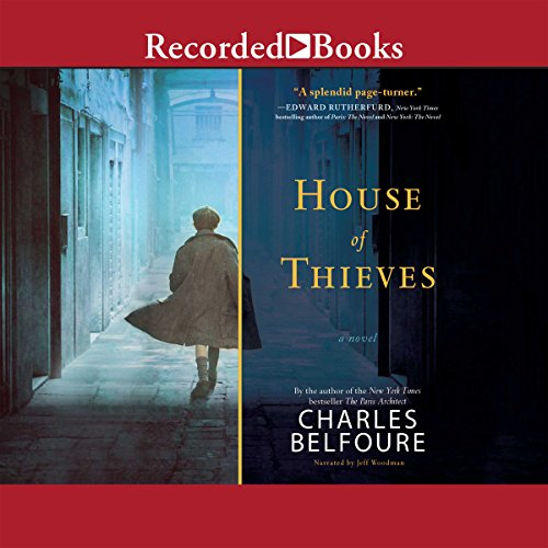 House of Thieves  By  cover art