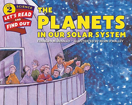 The Planets in Our Solar System (Lets-Read-and-Find-Out Science Stage 2)