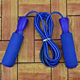AVMART Multi Countable Skip Meter Unisex Fitness Jumping Skipping Rope for Gym Training, Exercise, Workout, Weight Loss(Multi Color)