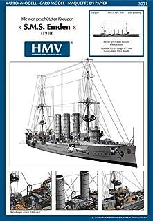 HMV 4342 Lasercut Detail Set for Hamburg Museum Ships